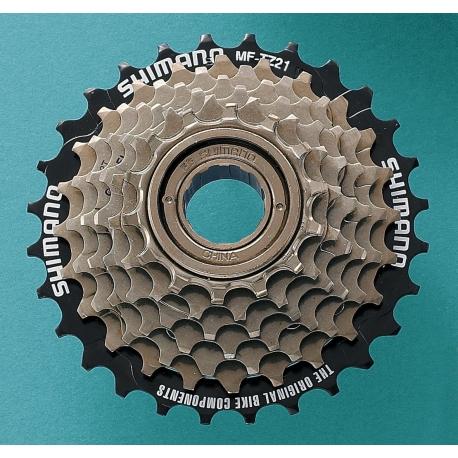Shimano MF-TZ21 7 speed freewheel 14 - 28T