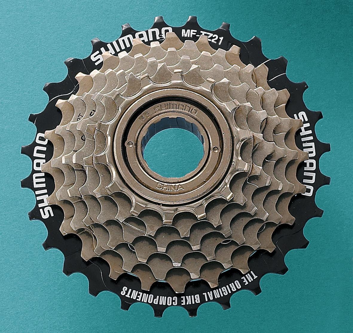 Sprockets And Cassettes Brilliant Bikes Sprocket Shimano Tz 31 Mf Tz21 7 Speed Freewheel 14 28t