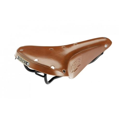 Brooks B17 Standard Men's Saddle - Honey