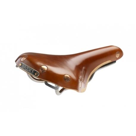 Brooks Swift Titanium Men's Saddle - Honey