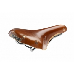 Brooks Swift Chrome Men's Saddle - Honey