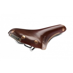 Brooks Swift Chrome Men's Saddle - Brown