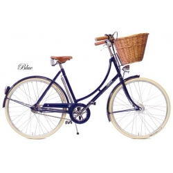 Pashley Britannia ladies bicycle - Blue - 22.5 inch frame