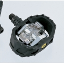 Shimano M424 SPD pedals - pop-up mechanism