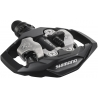 Shimano M530 trail SPD pedals - black