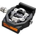 Shimano D-T700 CLICK'R pedal, Pop-up mechanism, black
