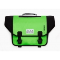 Brompton pre-2016 Ortlieb bag, Apple Green - complete with frame and strap