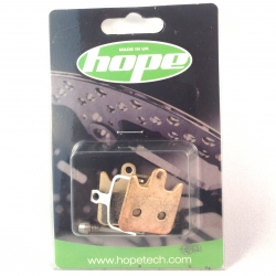 Hope X2 brake pads (pair) - sintered