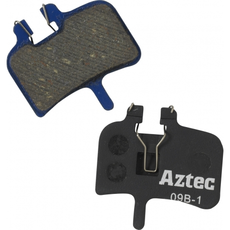 Avid Juicy 3, 5 and 7 / BB7 replacement pads (organic) by Aztec