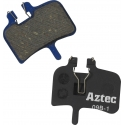 Organic disc brake pads for Hayes and Promax callipers by Aztec
