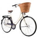 Pashley Sonnet Bliss ladies bicycle - Ivory and Blue - 22.5 inch frame