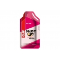 Raspberry flavour Clif shot gel 34g