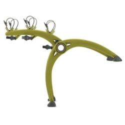 Saris Bones 3-bike boot rack - Green