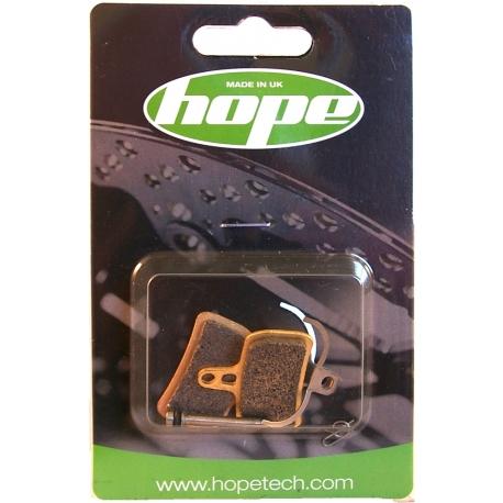 Hope MONO MINI brake pads (pair) - sintered