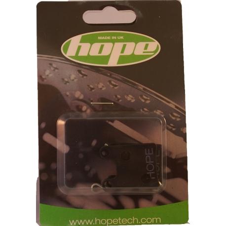 Hope C2/O2 brake pads (pair) - standard