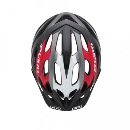 Giro Rift Black/Red Uni-size 54-61CM Helmet