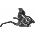 Shimano Altus EZ fire plus STI 7-speed set, 2-finger lever, black