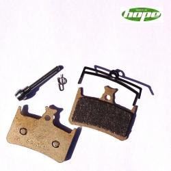 Hope E4 2013 brake pads (pair) - sintered