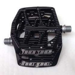 Hope F20 pedals - Pair - Black