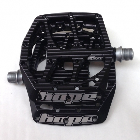 Hope F20 pedals - Pair - Black