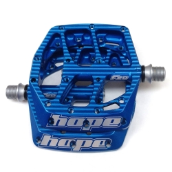 Hope F20 pedals - Pair - Blue