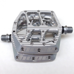 Hope F20 pedals - Pair - Silver
