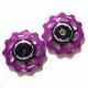 Hope Jockey Wheels (pair) - Purple