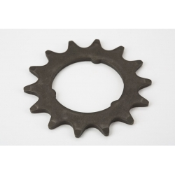 "Brompton 14 tooth rear sprocket 3mm for 3 speed 1/8"" chain ISO"