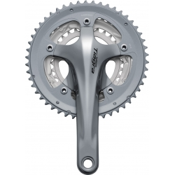 Shimano FC-4603 Tiagra 10-speed triple chainset - 50 / 39 / 30T, 175 mm