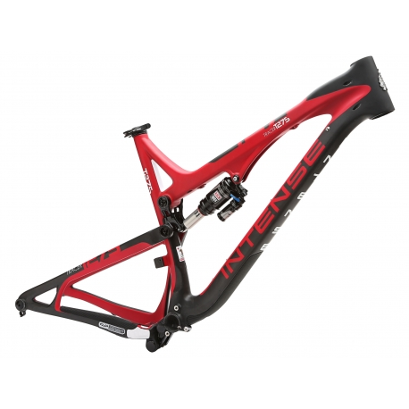 Intense Tracer 275 Carbon - Red
