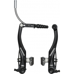 Shimano Alivio V Brake - Rear - Black