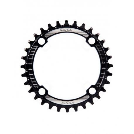 Hope 36T Retainer Ring - Black