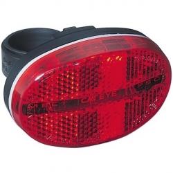 Cateye TL-LD500-R battery rear light / reflector