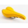 Brompton standard rail saddle - Sunflower Yellow, excluding Pentaclip