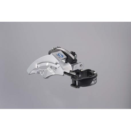 Shimano FD-M360-3 Acera front derailleur dual-pull, multi-fit, top swing