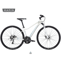 Marin 2015 San Anselmo DS2 ladies hybrid bike - 17 inch