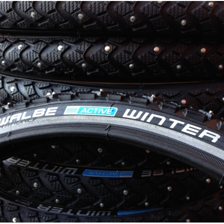 Schwalbe Winter 16 x 1.2 studded winter tyre