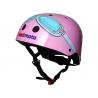 Frog Kiddimoto Pink Goggles Helmet - Small