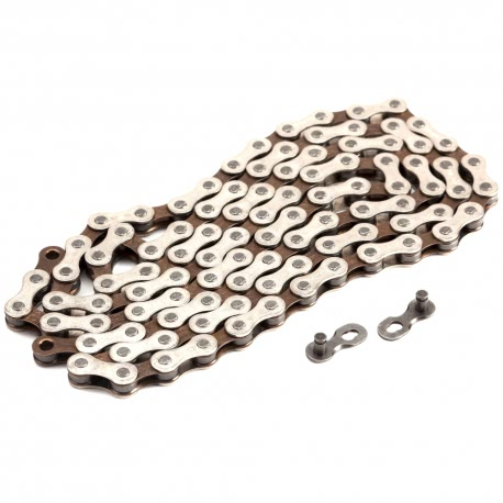 "Brompton chain 102 Links 3/32"" with PowerLink"