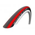 Schwalbe LUGANO 700 x 23C Folding tyre Red Stripes