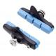 Halt Gooey coloured road brake pad cartridge - blue