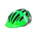 Giro Flurry II Youths bright green Uni-fit Helmet - 50-57cm
