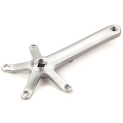 "Brompton right hand ""spider"" crank"