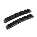 Clarks MTB/Hybrid V-Brake Pads Replacement Insert Pads, 70mm
