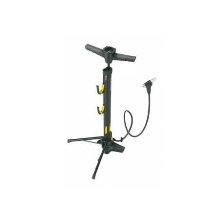 Topeak Transformer X floor pump and stand