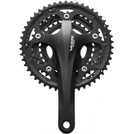 Shimano FC-3503 Sora 2 piece design triple chainset, 9-speed - 50 / 39 / 30T - 175 mm