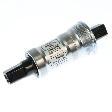 Shimano BB-UN55 bottom bracket British thread 68 - 107 mm