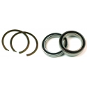 Wheels Manufacturing BB30 service kit with 2 clips and 2 x 6806 bearings