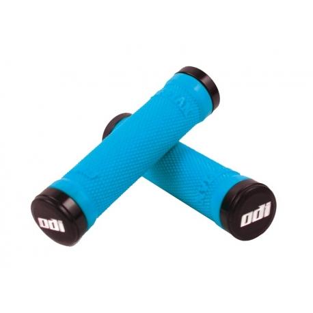ODI Ruffian Lock-On Kit Aqua/Black 130mm