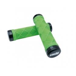 ODI Cross-trainer Lock-On Kit Lime/Black 130mm